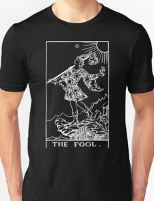 THE FOOL Tee - White Magick Edition Unisex T-Shirt