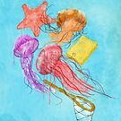 Realism on Jellyfish Fields by Melissa Smith