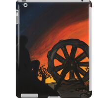 The sky had come crashing down. iPad Case/Skin