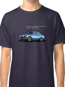 Blue Mexico Tribute Classic T-Shirt