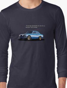 Blue Mexico Tribute Long Sleeve T-Shirt