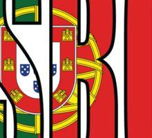 Lisbon. Sticker
