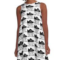 Bios Blog Shoe Icon#04 A-Line Dress