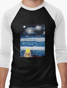 ALL AMERICAN GURL Men's Baseball ¾ T-Shirt