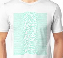 Unknown Pleasures - Joy Division Unisex T-Shirt