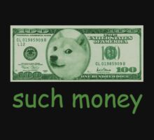 Doge Dollar by evanmayer