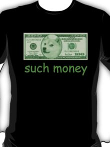 Doge Dollar T-Shirt