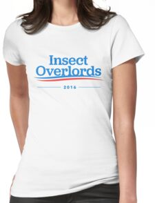 Insect Overlords 2016 Womens Fitted T-Shirt