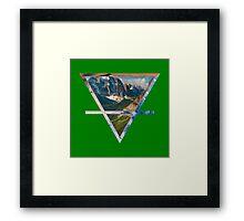 Earth Framed Print