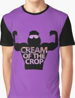 Cream of the Crop Graphic T-Shirt