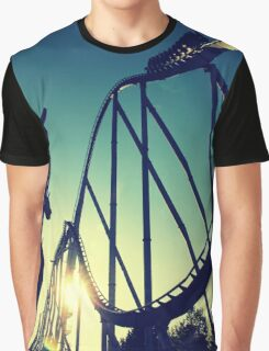Silver Star Europapark Graphic T-Shirt