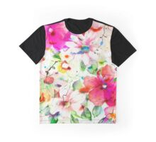 joyful flowers Graphic T-Shirt
