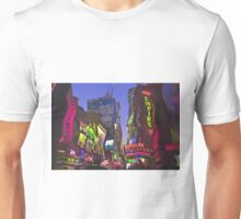 Melting in Times Square Unisex T-Shirt