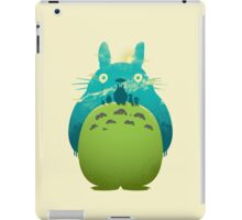 Totoro's Day Out iPad Case/Skin