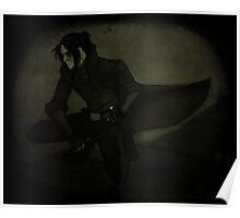 Severus Snape graphic  Poster
