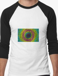 Entering the Void Men's Baseball ¾ T-Shirt