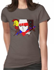 BUCKETHEAD - 3 Foot Clearance Womens Fitted T-Shirt
