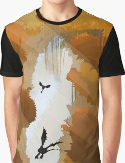 The best part of flying is the fall Graphic T-Shirt