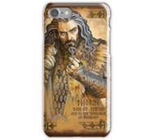 Thorin iPhone Case/Skin