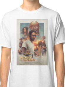 Childish Gambino Movie Poster Classic T-Shirt