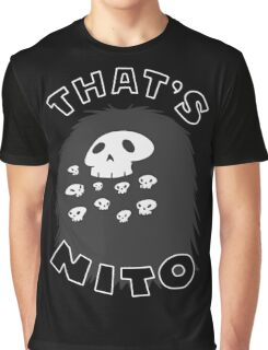 That's Nito Graphic T-Shirt