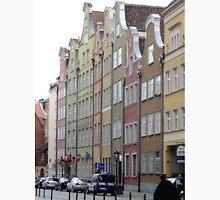 Long Street (market) Gdansk, Poland  Unisex T-Shirt