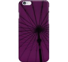 Shady Violet iPhone Case/Skin