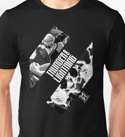 Thunder & Lightning  Unisex T-Shirt