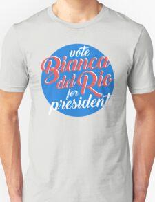 vote bianca del rio Unisex T-Shirt