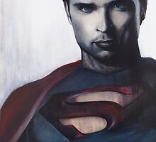 Smallville Savior  by Martin  Kumnick