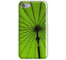 Shady Green iPhone Case/Skin