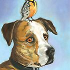 Roscoe Put a Bird On It by Liz Thoresen