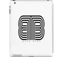 Bios Blog Official Logo iPad Case/Skin