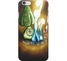 Glow Caps iPhone Case/Skin