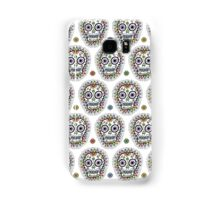 sugar skull hero Samsung Galaxy Case/Skin