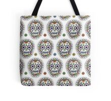 sugar skull hero Tote Bag