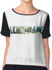 Lemonade Chiffon Top
