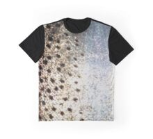 Trout Scales & Stained Glass Graphic T-Shirt