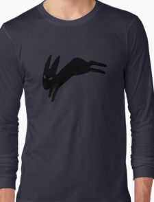 Black Rabbit Long Sleeve T-Shirt
