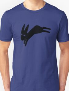 Black Rabbit Unisex T-Shirt