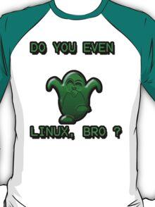 LINUX BRO T-Shirt