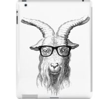 Hipster Goat iPad Case/Skin