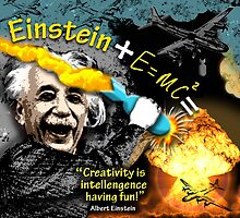 Einstein by Wookie10000