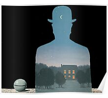 Magritte - Nature Mystery Poster