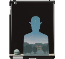 Magritte - Nature Mystery iPad Case/Skin