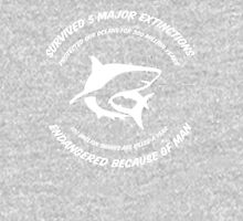 Protect our sharks Unisex T-Shirt