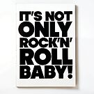 Retro - It's Not only Rock 'n Roll Baby!!! by sastrod8