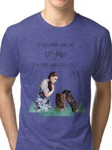 Dorothy and Toto's Place Tri-blend T-Shirt