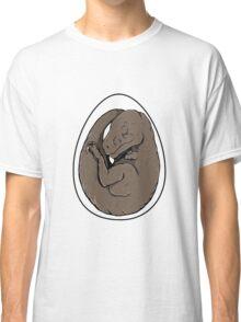 Baby T-Rex Egg Classic T-Shirt