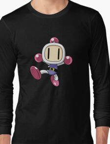 Bomberman Long Sleeve T-Shirt